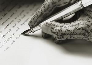written_hand