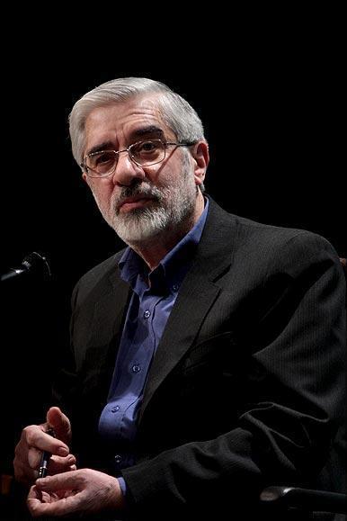 مهندس میرحسین موسوی رئيس جمهور منتخب ملت ایران